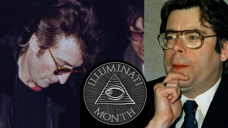 What if Stephen King Killed John Lennon?