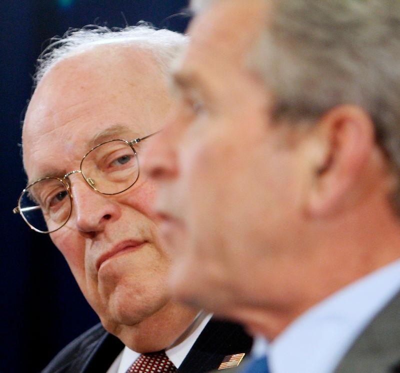 Here's a Treasury of Dick Cheney Creeper Shots, Courtesy ...
