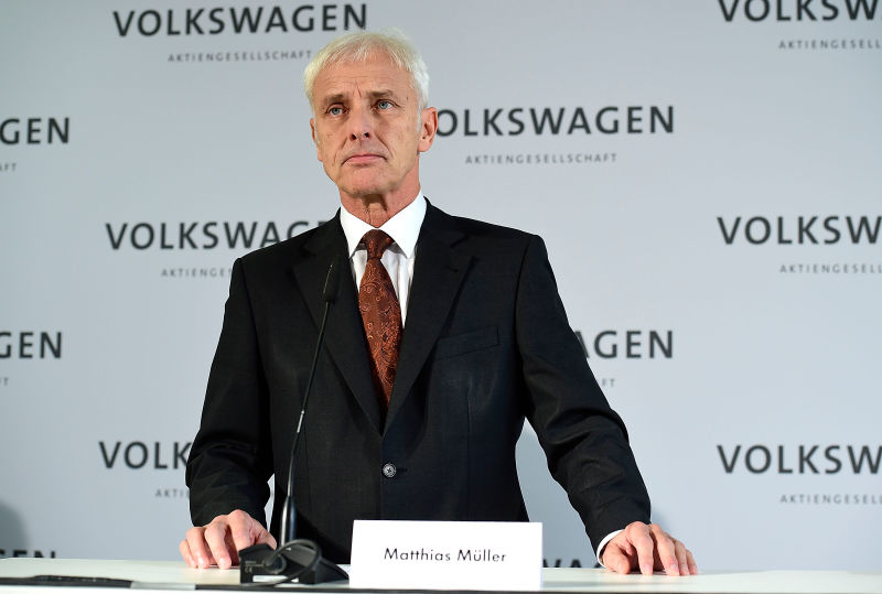 Republicans Propose Volkswagen Bailout Right After the U.S. Government Sues Over Emissions Lies