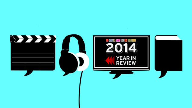 the best of 2014 movies books music and more a list of
