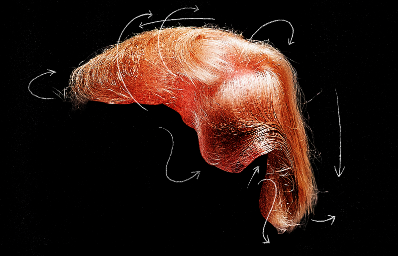 Is Donald Trumps Hair A 60000 Weave A Gawker Investigation Updated
