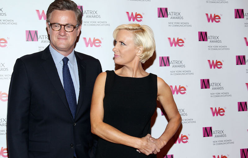 Joe Scarborough Either Did Or Did Not Have A Little