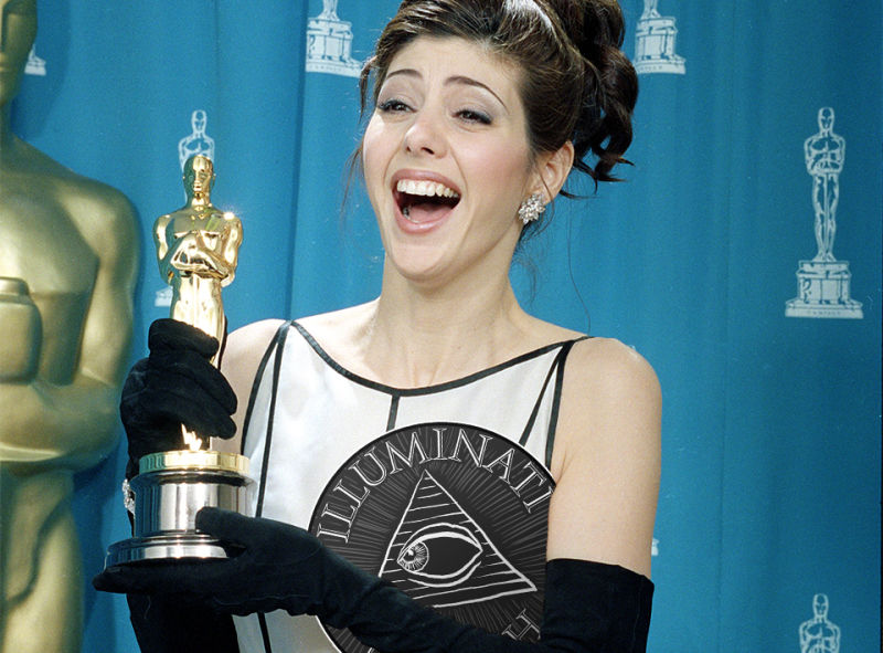 Did Marisa Tomei Win H...