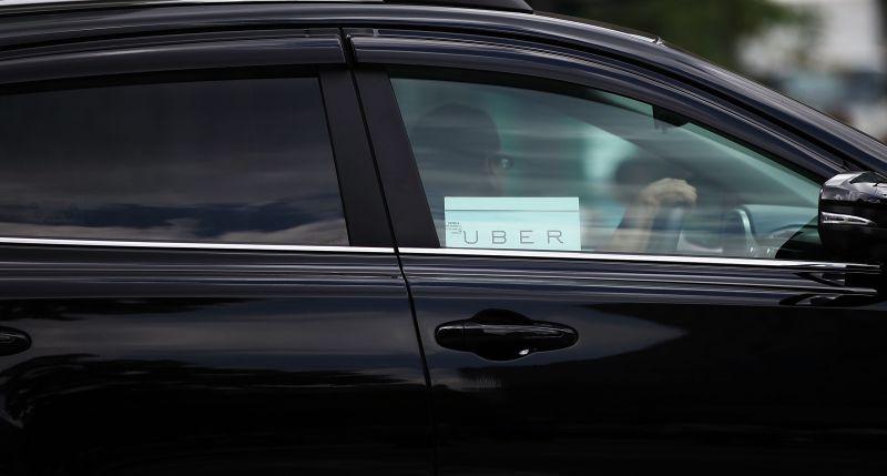 Fake Uber App