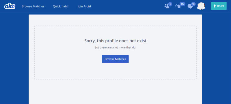 Is This Josh Duggar's OkCupid Profile? [Updated]