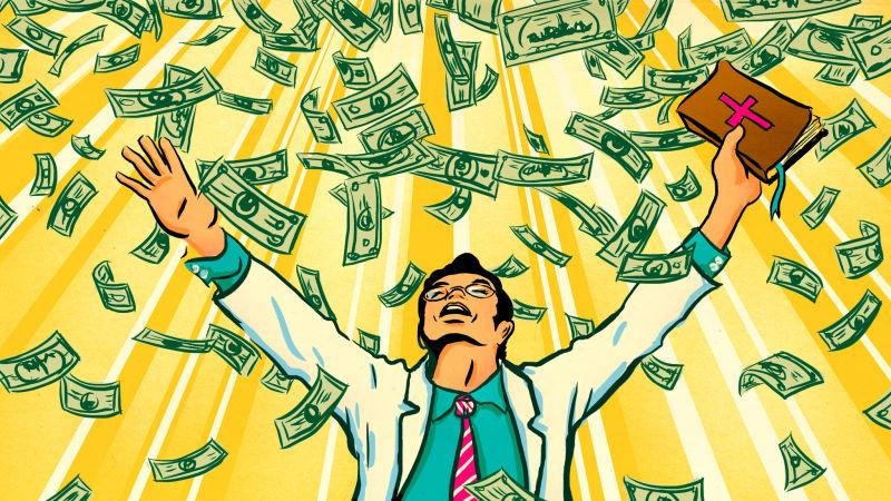 Making Money Off Miracles: The Gospel of Televangelists