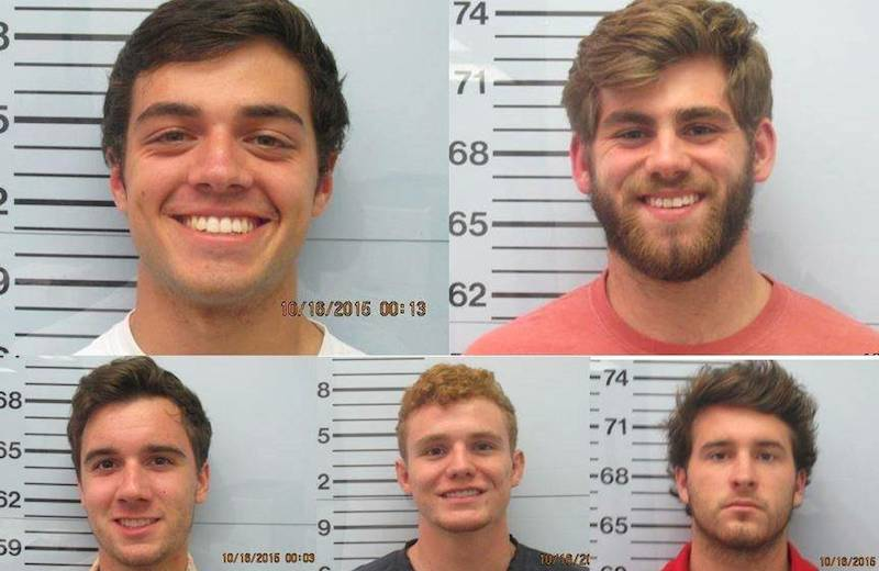 Frat Bros Allegedly Beat Student While Trying to Steal Another