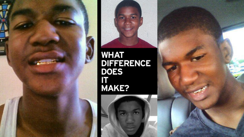 My Son Does Not Look Like Trayvon Martin