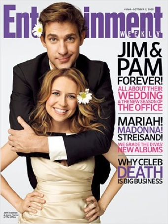 Jim And Pam Wedding Episode.We Got An Invitation To Jim And Pam S Wedding And We Rsvped