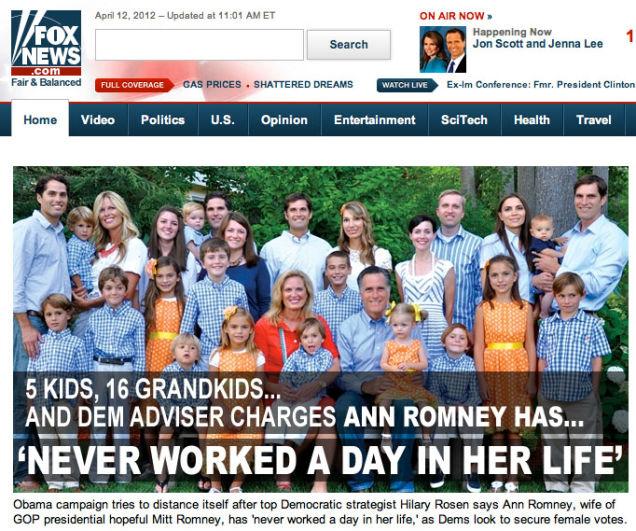 Ann Romney Joins Twitter to Exact Revenge on Rude Democrat