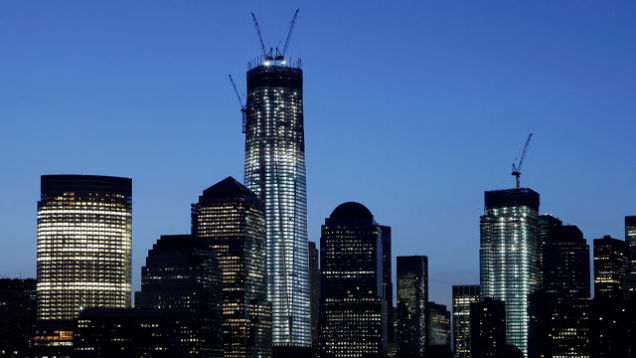 World Trade Center Is The Tallest Building Again But Not Really