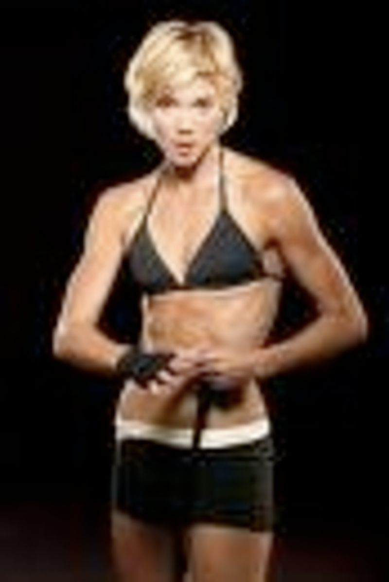 Housewives proclaimed their same-sex lust for a lesbian fitness trainer.