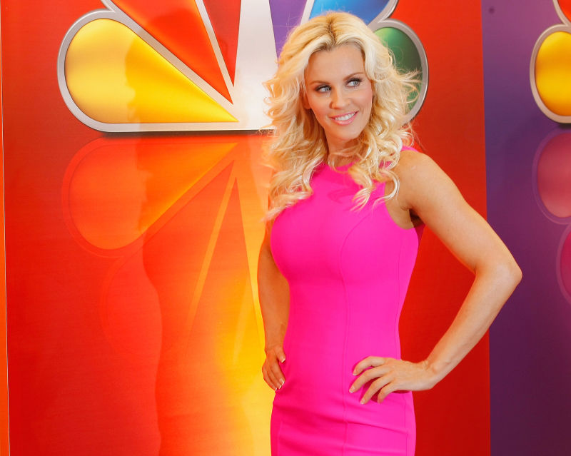 Anti Vaccine Activist Jenny Mccarthy Is Returning To Her Nude Roots This Summer With A Playboy Pictorial Due To Be Published In The Magazines July 2012