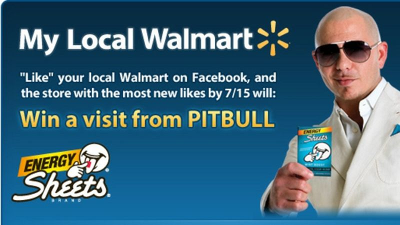 Internet Rallies to Send Pitbull to the Most Remote Walmart