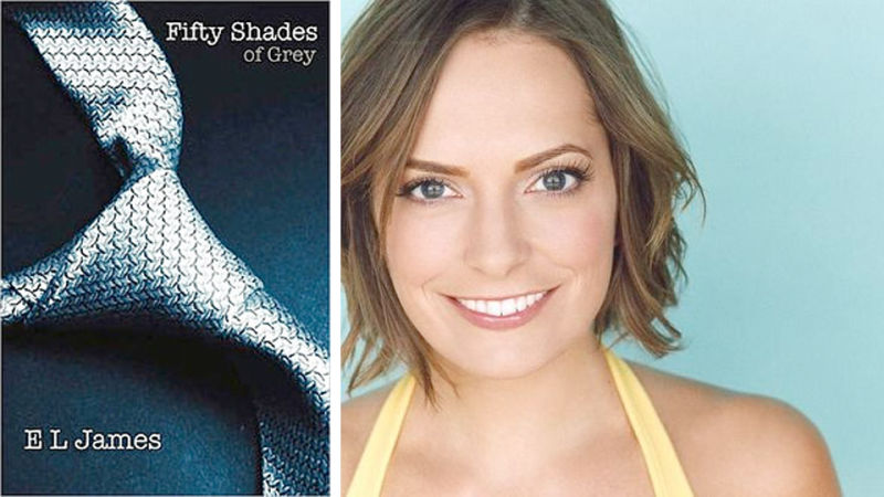 Meet Becca Battoe The Voice Behind The 50 Shades Of Grey Audiobook