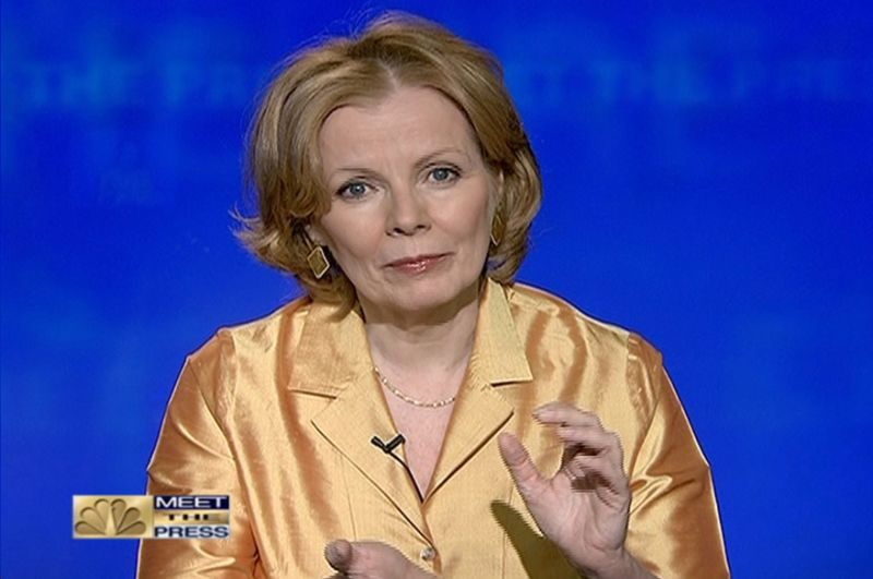 It Would Be Clich To Call Peggy Noonan >> Peggy Noonan Knows How Those Latinas Talk