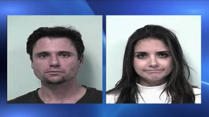 Caught Stealing A Television From A Sports Bar Bathroom Brother And Sister Try The Old We Were Just Having Sex Excuse Update