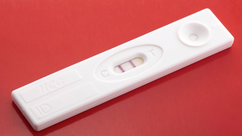 Dude Takes Pregnancy Test as Joke, Finds Out He Has