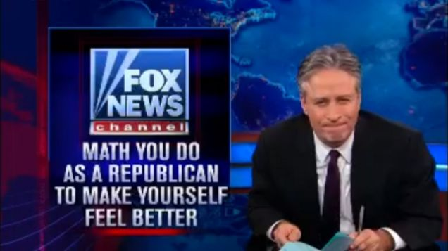ICYMI: Jon Stewart Has a Thing or Two to Say About Election