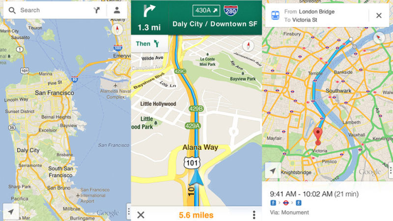 You Can Now Download Google Maps for Your iPhone Again Download Google Map Iphone on