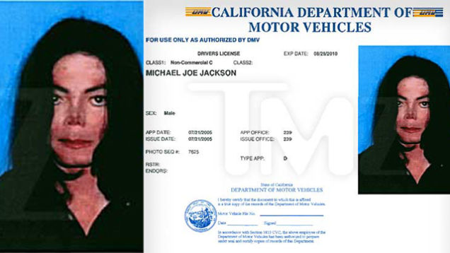 issue date on california drivers license
