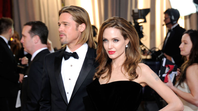 Married By Christmas.Brad And Angelina Ruined Jesus Special Day By Getting