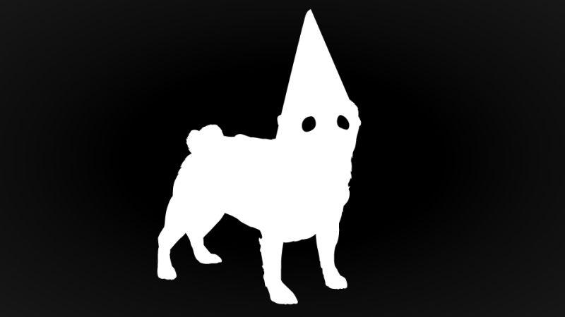 Image result for racist dog