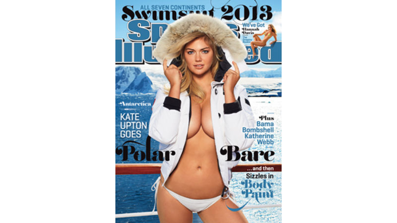 4366166a86 Kate Upton Almost Died in Antarctica So That Millions of People Could  Masturbate to Her