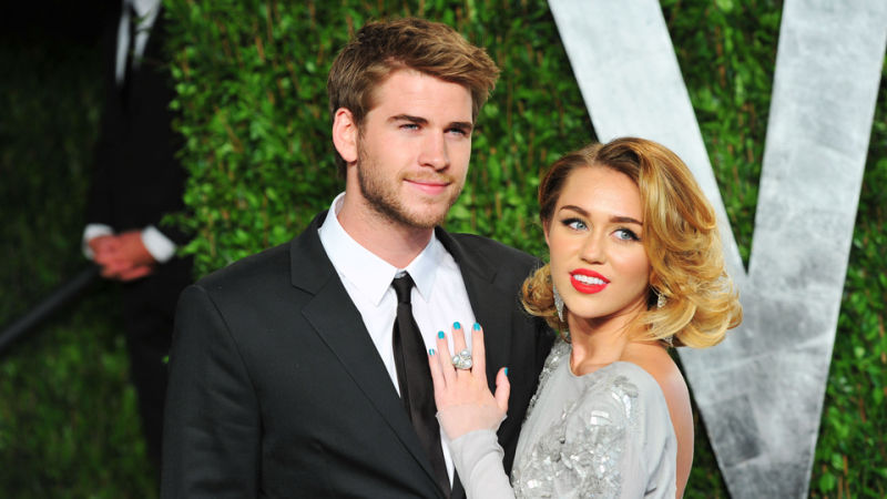 Looks Like Miley Cyrus Will Have 0 Out Of 3 Weddings She And Liam