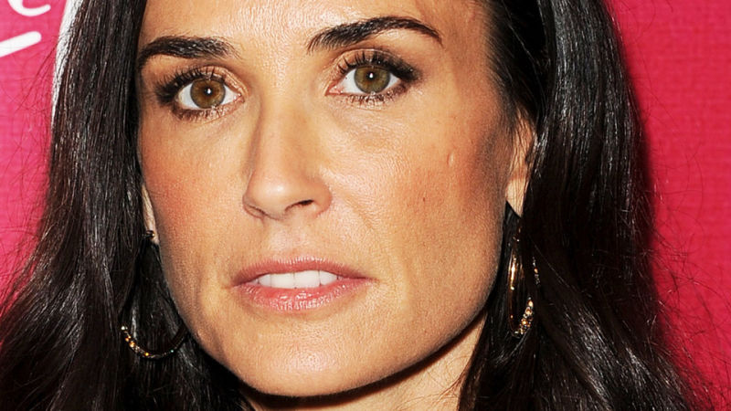 All the Dirty Rumors About Demi Moore's Wild Whip-It ...