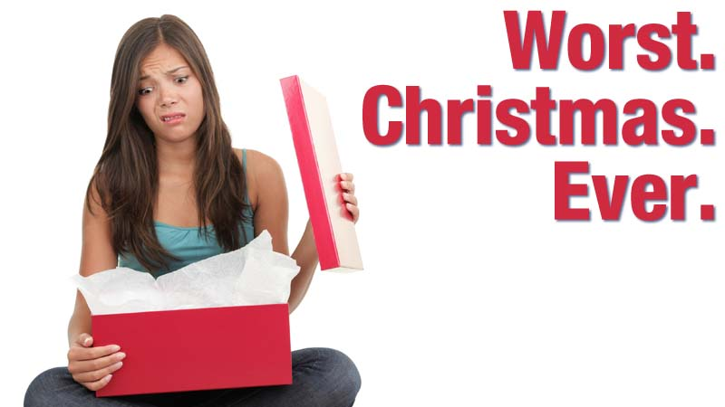 Best worst christmas gifts