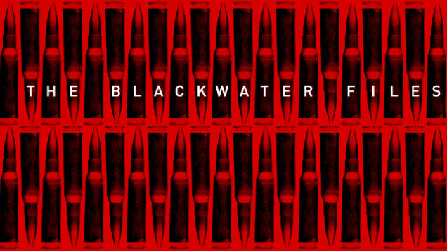 Gentlemen, We Shot a Judge' and Other Tales of Blackwater