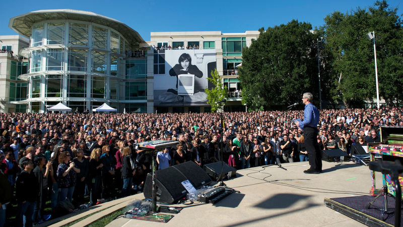 Coldplay, Norah Jones Say Goodbye to Steve Jobs