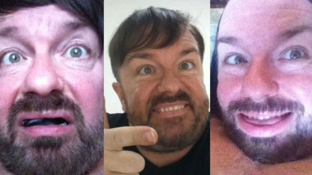 Ricky Gervais Would Never Mock People with Down's Syndrome