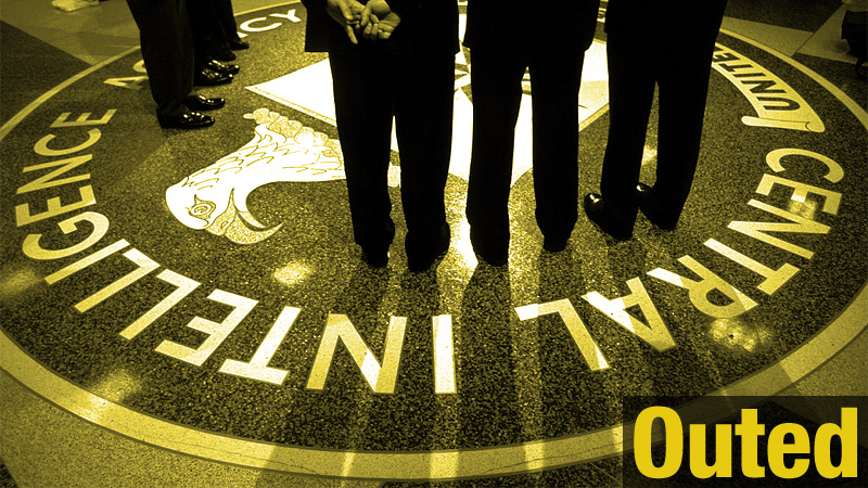 Chief of CIA's 'Global Jihad Unit' Revealed Online