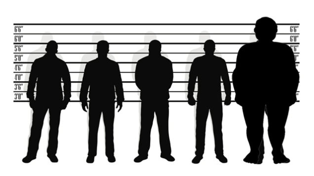 The Difficulties of Casting Police Lineups: 400-Pound Robber