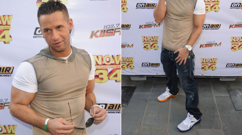 The 10 Stupidest Outfits The Situation Has Ever Worn