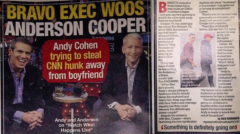 Cooper och Cohen dating