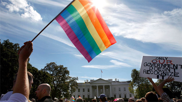 Three New York Dems Say They Will Back Gay Marriage
