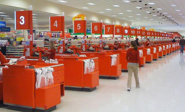 target backroom job description