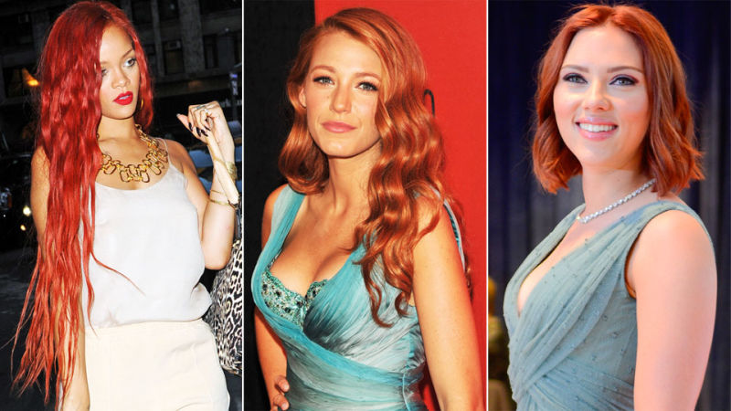 3 Out Of 3 Celebrities Agree Little Mermaid Hair Is In