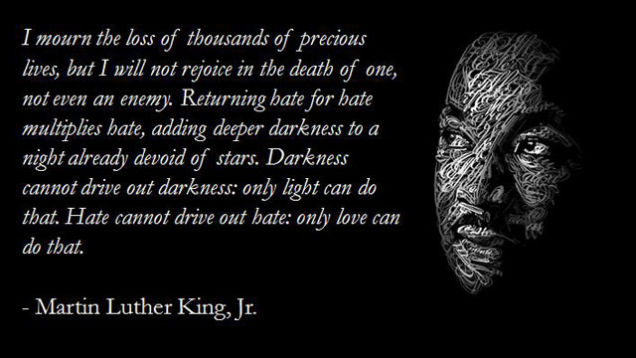 Is That Bin Laden Appropriate Martin Luther King Jr Quote A Fake
