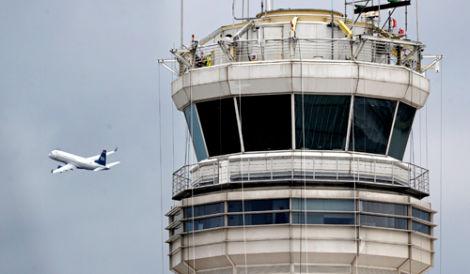 Sleepy Air Traffic Controller Suspended