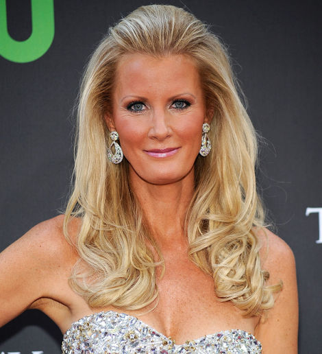 Sandra Lee Has Her Work Cut Out for Her