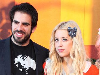 Eli roth dating peaches geldof