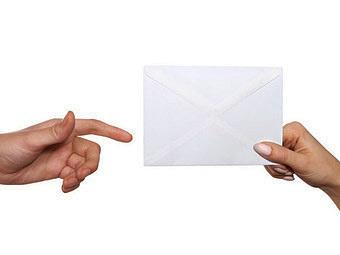 Resultado de imagem para in hands letter