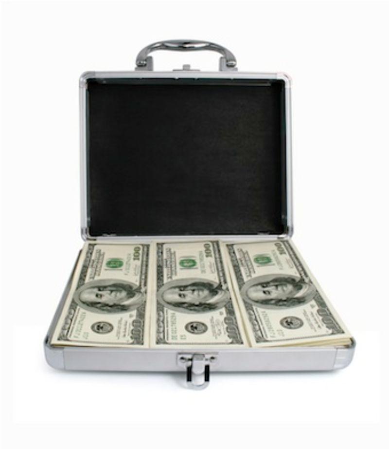Открытки кейсы с деньгами