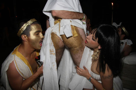 Eli roth naked