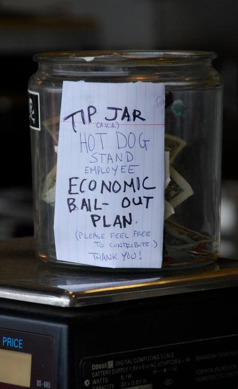 New York S Tip Jar Wars