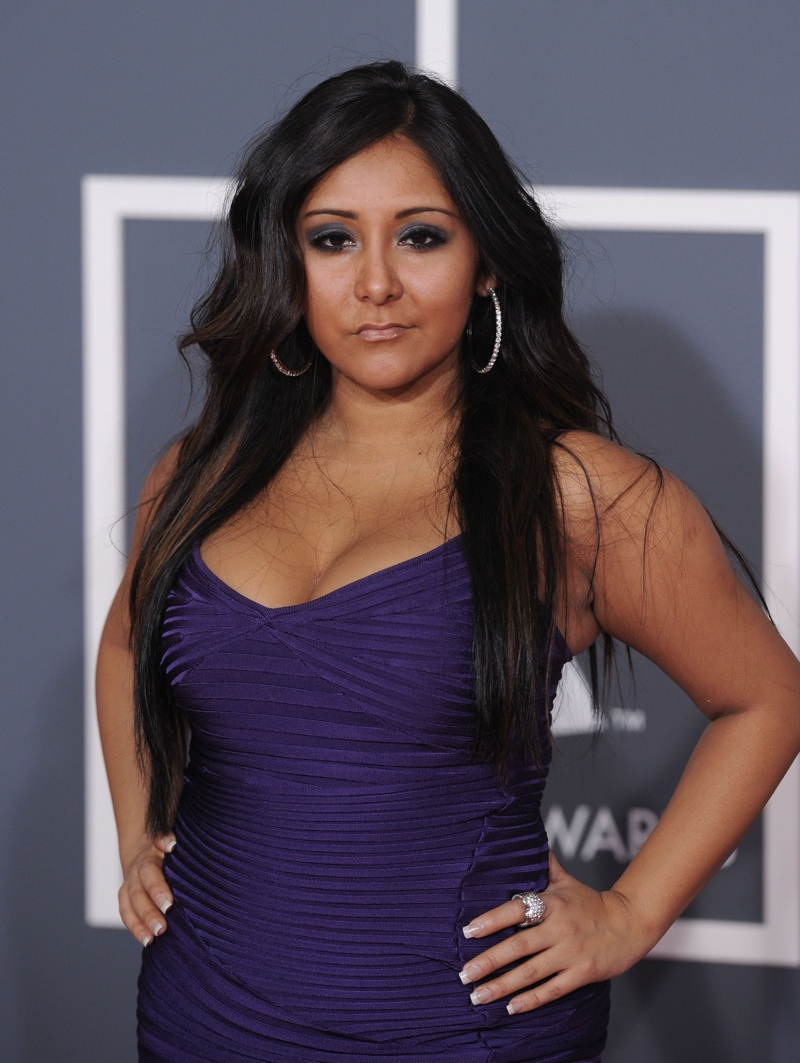 We Have Visited A Website With A Naked Snooki Photo